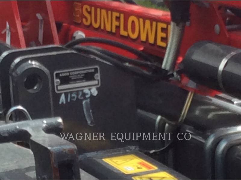SUNFLOWER MFG. COMPANY EQUIPO DE LABRANZA AGRÍCOLA SF7630-30 equipment  photo 17