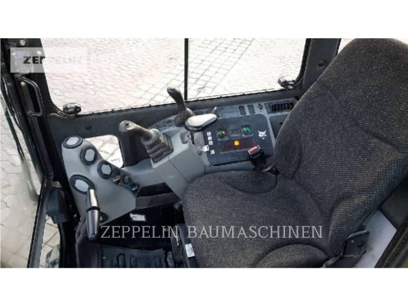 BOBCAT TRACK EXCAVATORS E26 equipment  photo 15