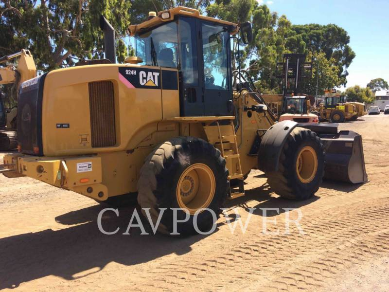 CATERPILLAR WHEEL LOADERS/INTEGRATED TOOLCARRIERS 924 H equipment  photo 3