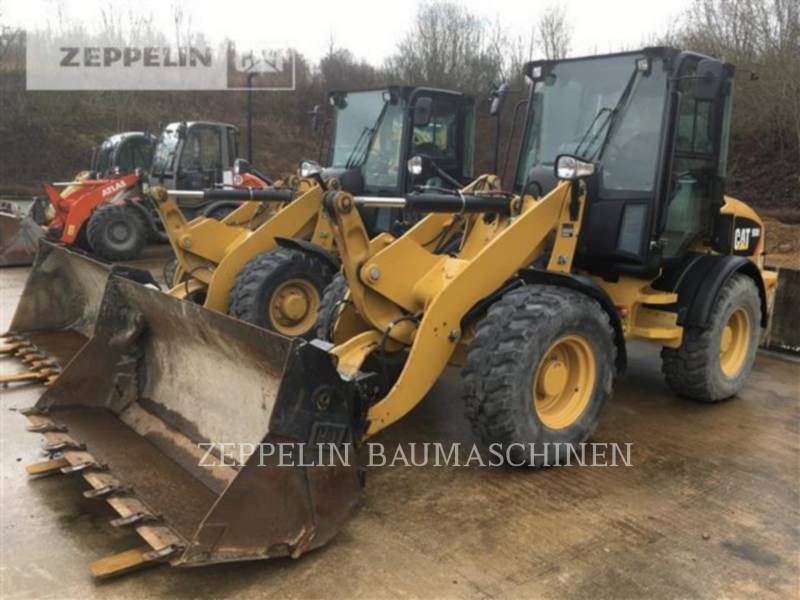 CATERPILLAR WHEEL LOADERS/INTEGRATED TOOLCARRIERS 908H equipment  photo 10