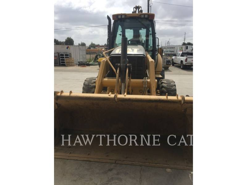 CATERPILLAR BACKHOE LOADERS 450F CB equipment  photo 6