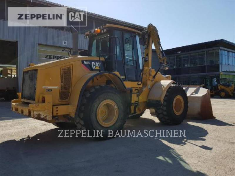 CATERPILLAR WHEEL LOADERS/INTEGRATED TOOLCARRIERS 962H equipment  photo 4
