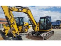 Equipment photo CATERPILLAR 308E2CRSB KOPARKI GĄSIENICOWE 1