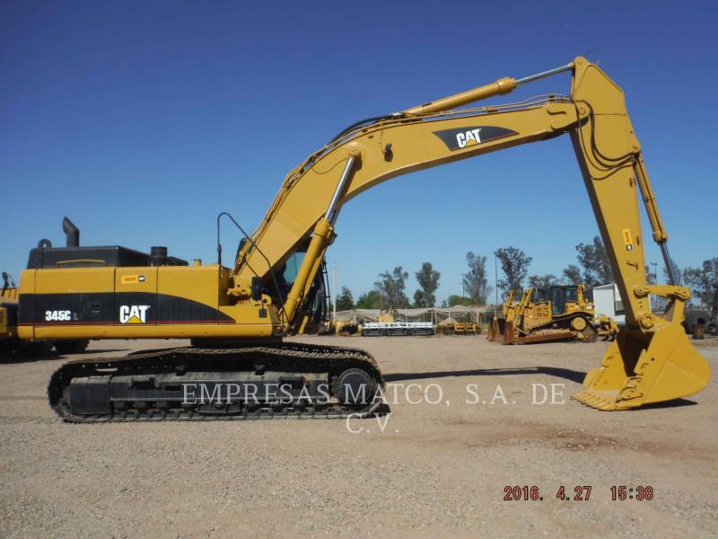 CATERPILLAR TRACK EXCAVATORS 345CL equipment  photo 5