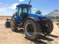 NEW HOLLAND LTD. AG TRACTORS TV145 equipment  photo 2