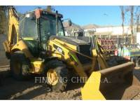 Equipment photo CATERPILLAR 416 E BACKHOE LOADERS 1