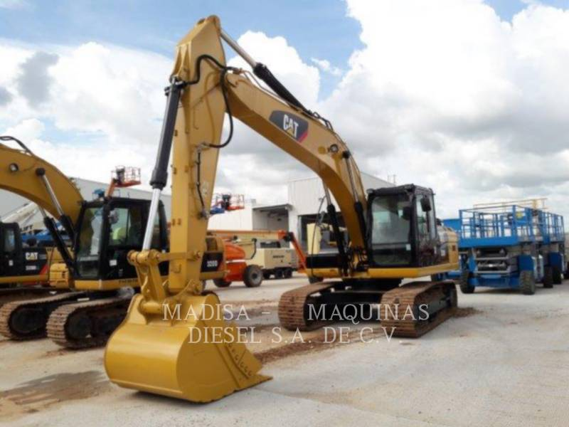 CATERPILLAR TRACK EXCAVATORS 320D2 equipment  photo 1