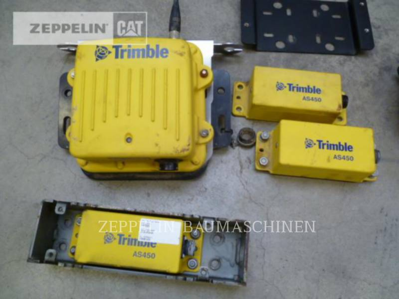 TRIMBLE GPS SYSTEM EQUIPMENT SONSTIGES Primärprodukte Kompo equipment  photo 4