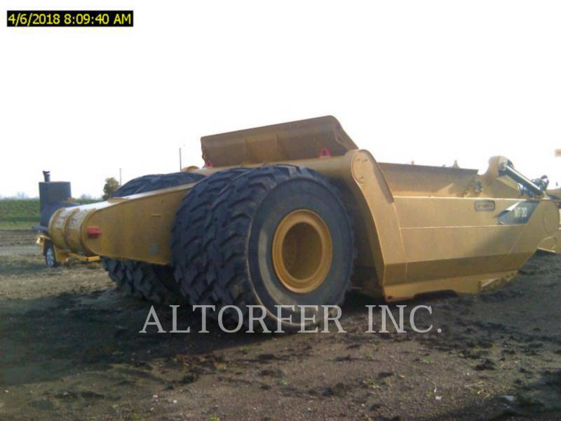MOBILE TRACK SOLUTIONS SCRAPER - RIMORCHIATO MT30 equipment  photo 3