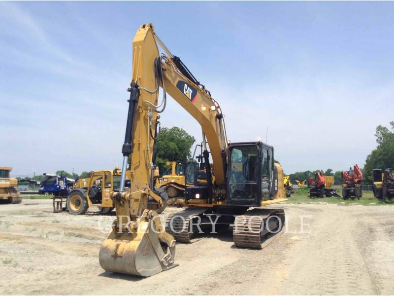CATERPILLAR EXCAVADORAS DE CADENAS 316E L equipment  photo 3
