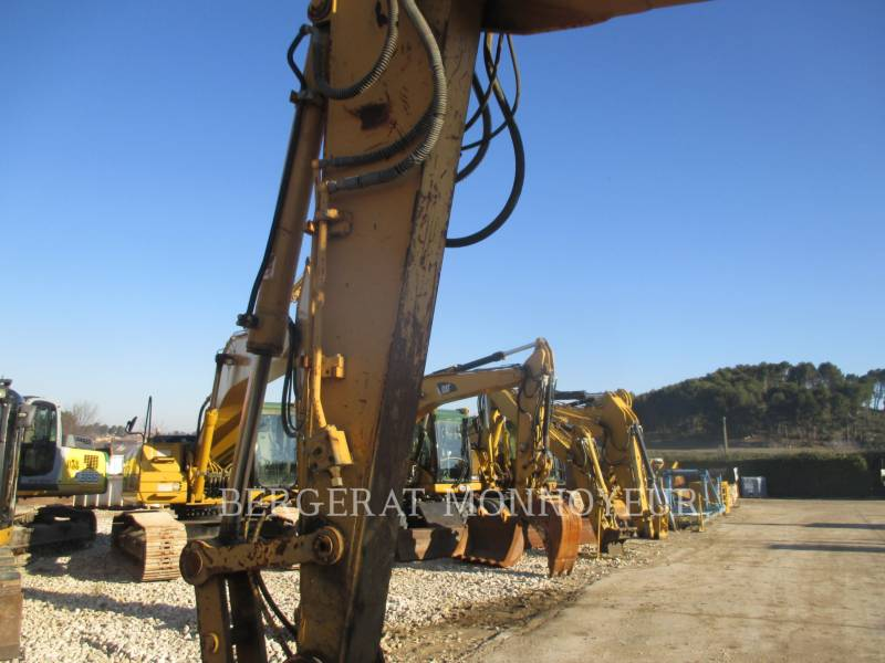 CATERPILLAR KETTEN-HYDRAULIKBAGGER 311CU equipment  photo 17