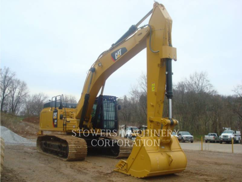 CATERPILLAR KETTEN-HYDRAULIKBAGGER 349F equipment  photo 1