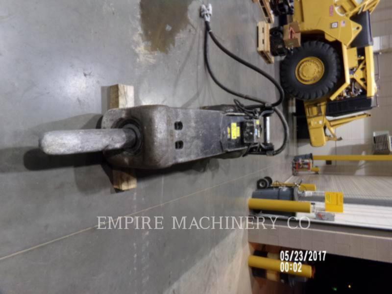 CATERPILLAR HERRAMIENTA DE TRABAJO - MARTILLO H130ES equipment  photo 5