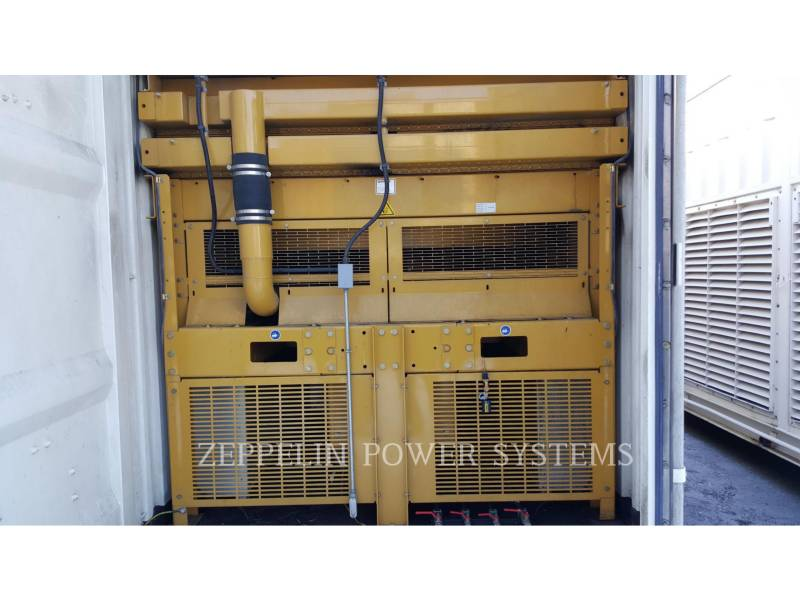 CATERPILLAR PORTABLE GENERATOR SETS XQ 1475G equipment  photo 8