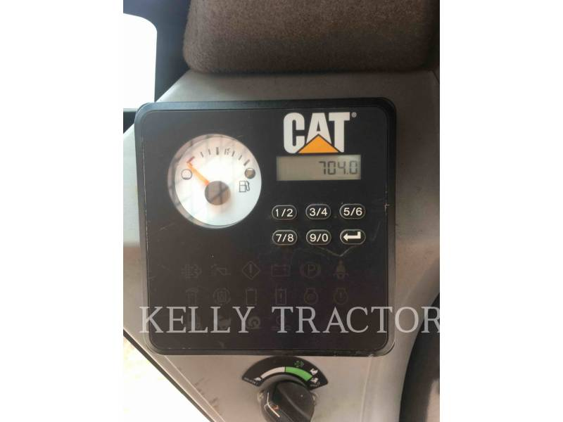 CATERPILLAR CARGADORES MULTITERRENO 277D equipment  photo 13