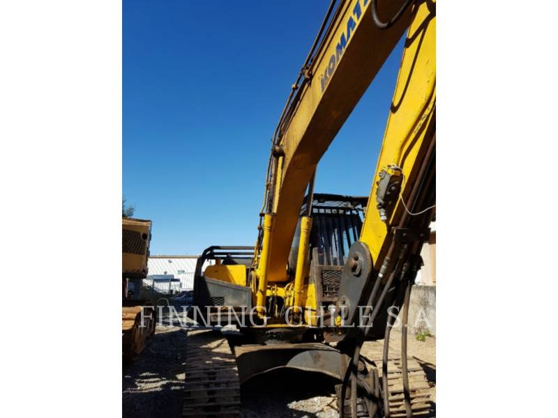KOMATSU EXCAVADORAS DE CADENAS PC200LC equipment  photo 5