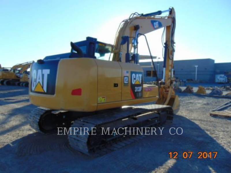 CATERPILLAR トラック油圧ショベル 313FL GC P equipment  photo 2