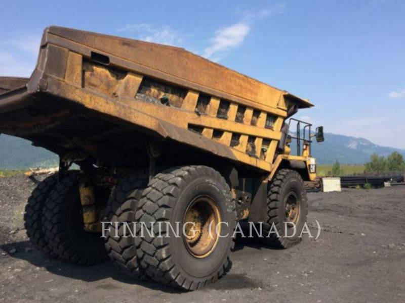 CATERPILLAR STARRE DUMPTRUCKS 773B equipment  photo 2