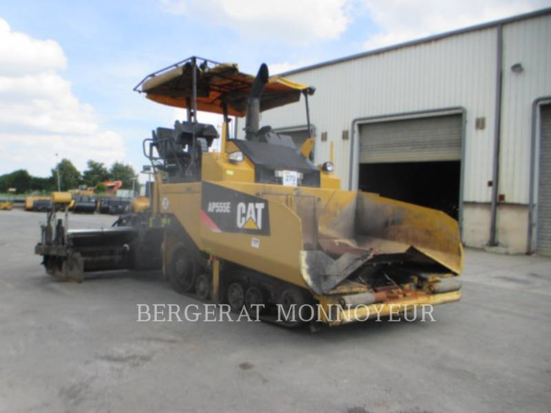 CATERPILLAR PAVIMENTADORA DE ASFALTO AP555E equipment  photo 4