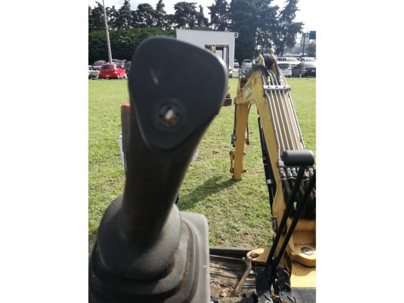 CATERPILLAR KOPARKI GĄSIENICOWE 302.7DCR equipment  photo 8
