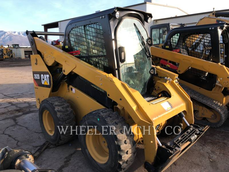CATERPILLAR KOMPAKTLADER 262D C3 2S equipment  photo 7