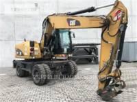 CATERPILLAR PELLES SUR PNEUS M316D equipment  photo 2