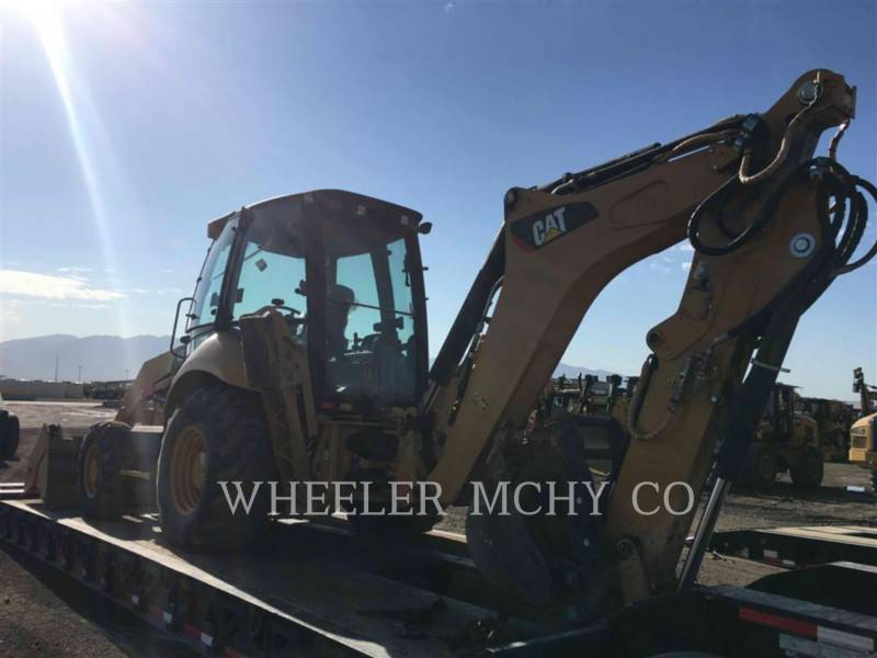 CATERPILLAR CHARGEUSES-PELLETEUSES 430F E CF equipment  photo 4