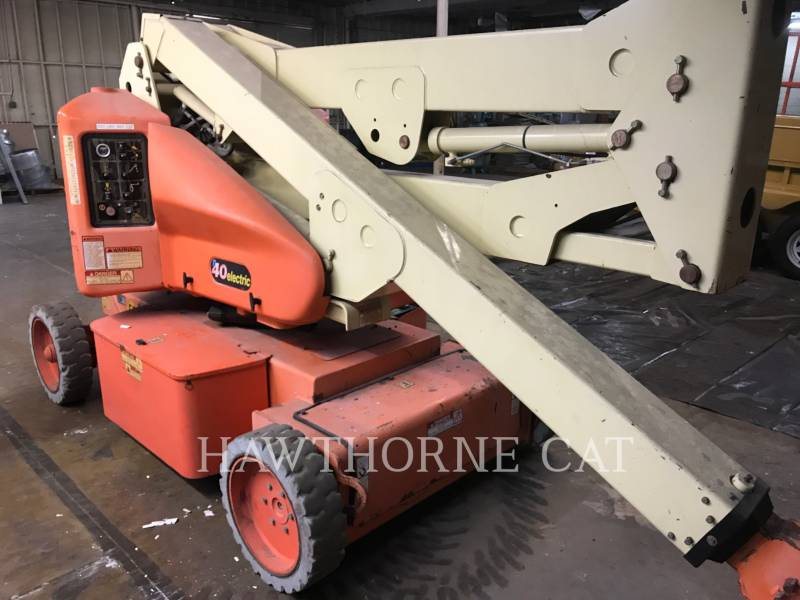 JLG INDUSTRIES, INC. リフト - ブーム 40E(N) equipment  photo 2