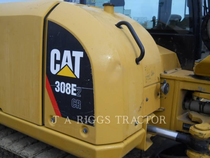 CATERPILLAR TRACK EXCAVATORS 308E equipment  photo 7