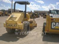 SAKAI COMPACTORS SV201TB equipment  photo 6