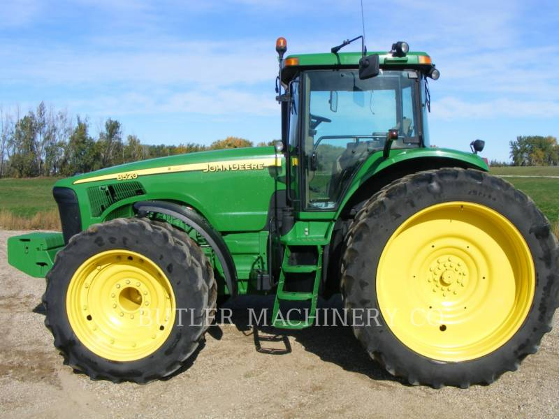 DEERE & CO. TRATTORI AGRICOLI 8520 equipment  photo 6