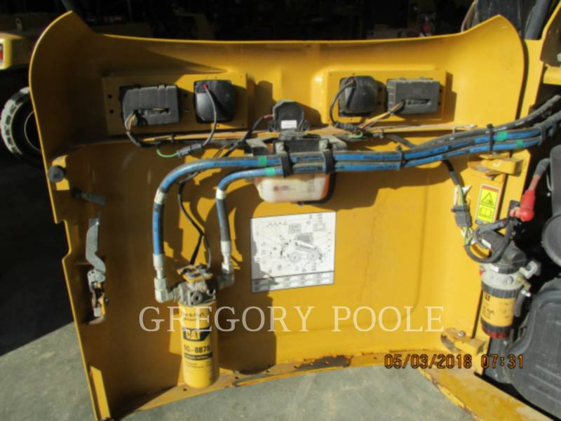 CATERPILLAR CHARGEURS COMPACTS RIGIDES 262C2 equipment  photo 19