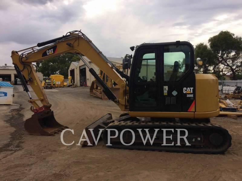 CATERPILLAR トラック油圧ショベル 308ECRSB equipment  photo 5
