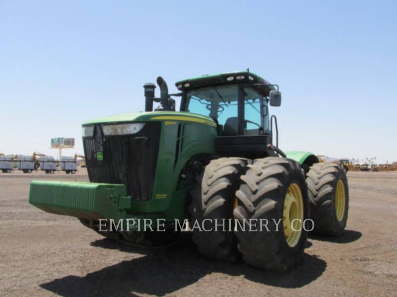 JOHN DEERE TRACTORES AGRÍCOLAS 9560R equipment  photo 1