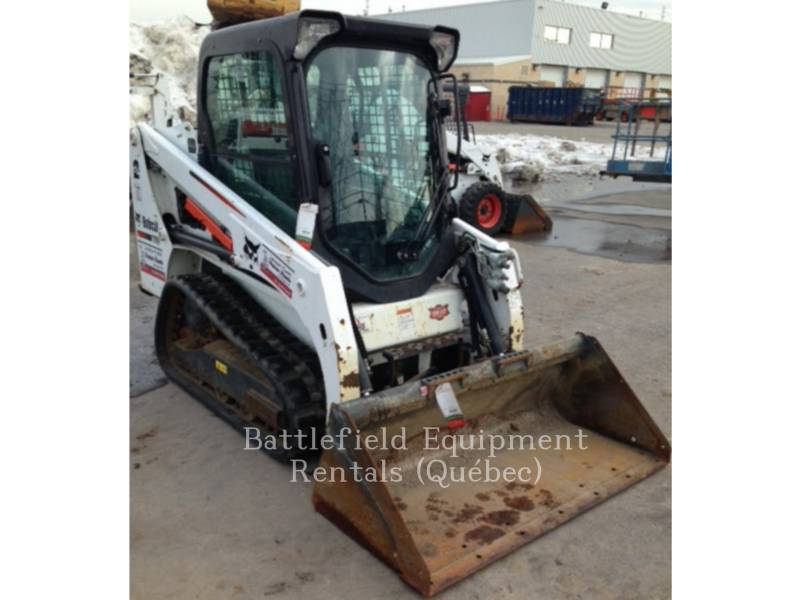 BOBCAT DELTALADER T450 equipment  photo 4
