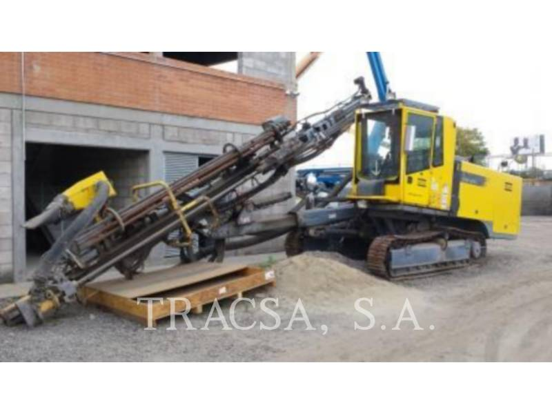 ATLAS-COPCO Hydrauliczne Wiertnice Gąsienicowe ECM-585 equipment  photo 1