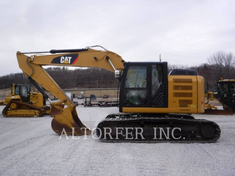 CATERPILLAR トラック油圧ショベル 320EL RR equipment  photo 5