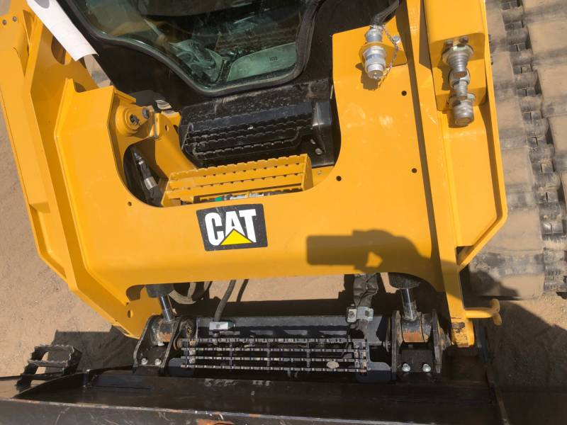 CATERPILLAR MULTI TERRAIN LOADERS 289 D equipment  photo 12