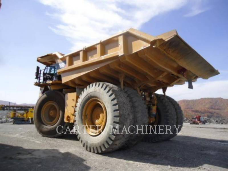 CATERPILLAR MINING OFF HIGHWAY TRUCK 789D equipment  photo 4