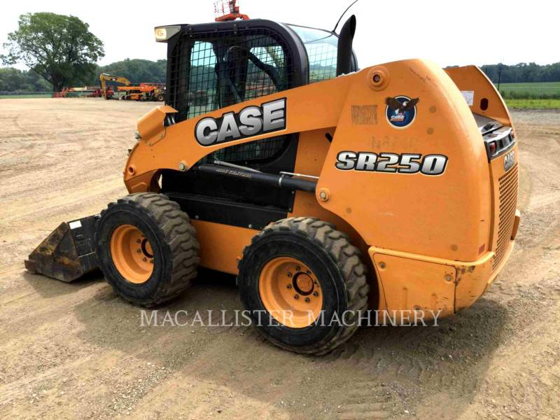 CASE SKID STEER LOADERS SR250 equipment  photo 3
