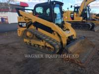 CATERPILLAR CHARGEURS COMPACTS RIGIDES 299D equipment  photo 4