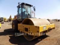 Equipment photo CATERPILLAR CS56B COMPACTEUR VIBRANT, MONOCYLINDRE LISSE 1