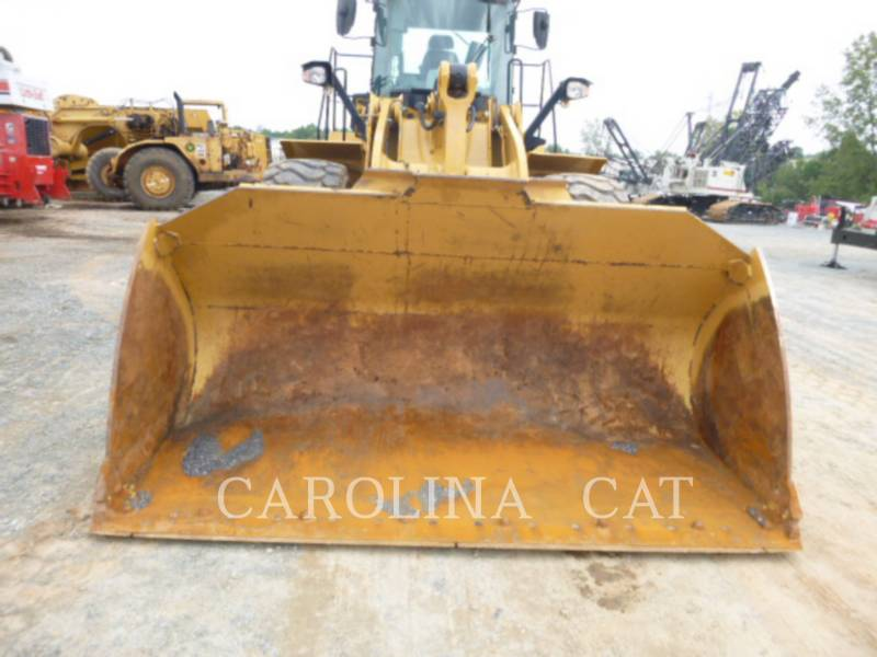 CATERPILLAR RADLADER/INDUSTRIE-RADLADER 966 M equipment  photo 7
