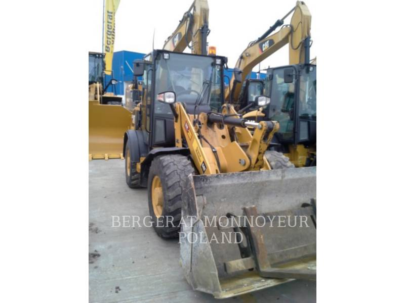 CATERPILLAR CARGADORES DE RUEDAS 906 M equipment  photo 2
