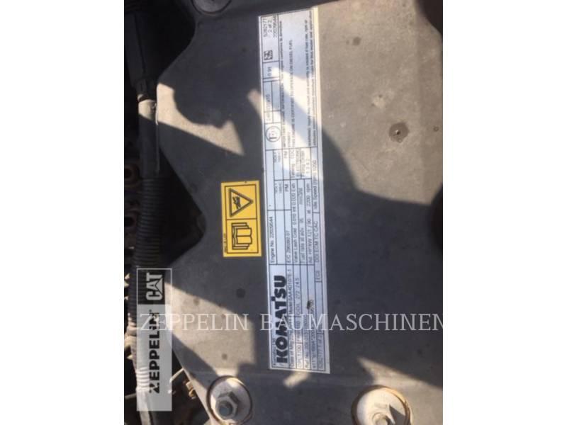 KOMATSU LTD. WHEEL EXCAVATORS PW148-8 equipment  photo 18