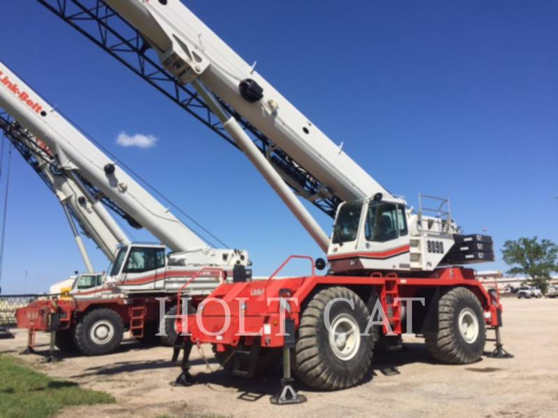 LINK-BELT CONST. GRUES RTC8090 equipment  photo 1