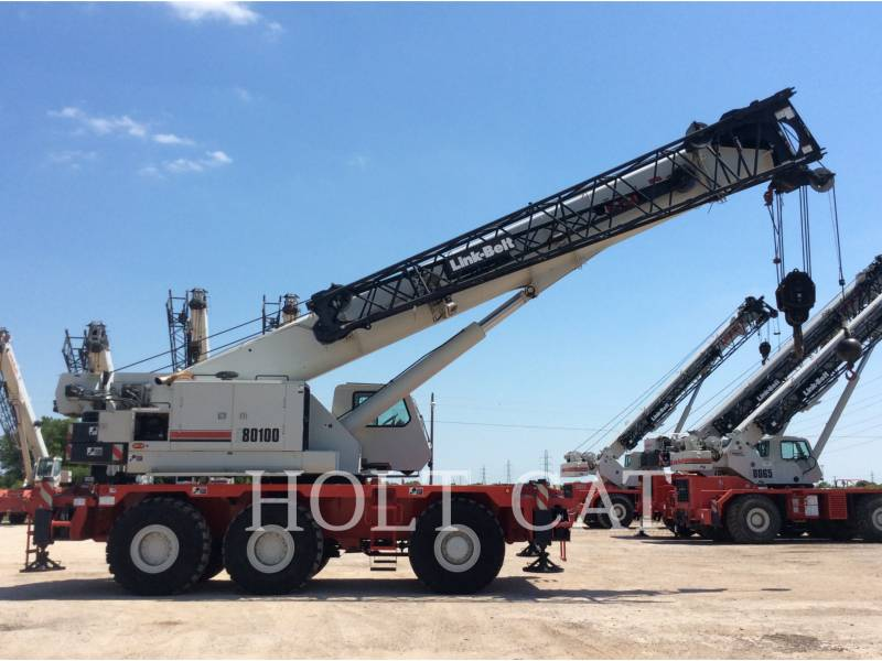 LINK-BELT CRANES CRANES RTC-80100 SERIES II equipment  photo 1