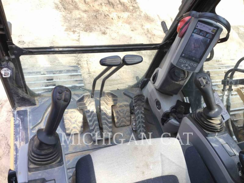 CATERPILLAR TRACK EXCAVATORS 316EL PTQ+ equipment  photo 6