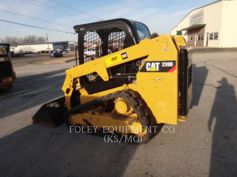 CATERPILLAR CHARGEURS COMPACTS RIGIDES 239DSTD1O equipment  photo 3
