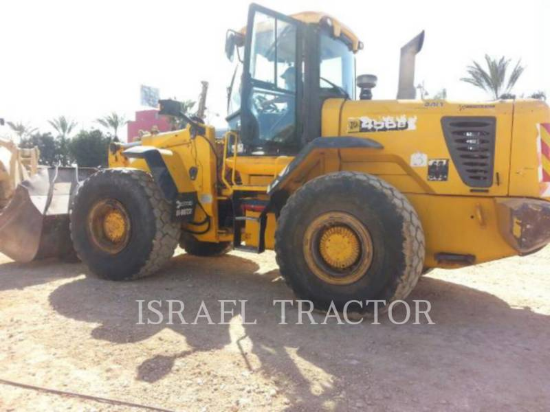 JCB WHEEL LOADERS/INTEGRATED TOOLCARRIERS 456 E HT equipment  photo 2